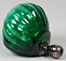 Dale Chihuly (American, b. 1941) Green Aerial Art Glass Balloon