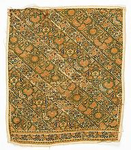 18th C. Persian Silk Petit Point: 23