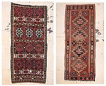 2 West Persian Kilims