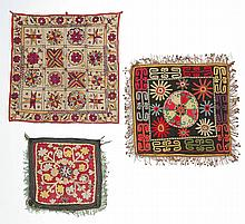 3 Central Asian Embroideries