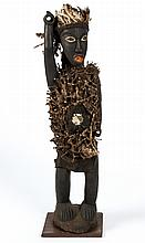 Large Scale Nkisi Power Figure, Central Congo