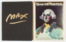 Two Autographed Peter Max Books
