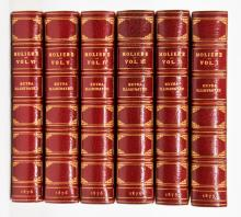 The Dramatic Works of Moliere in 6 Volumes