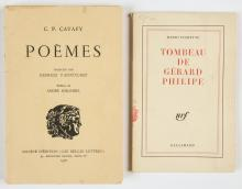 Cavafy 1958 and Pichette 1961