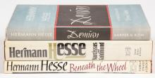 3 First Edition Works by Hermann Hesse