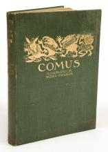 John Milton Comus Illustrated by Arthur Rackham