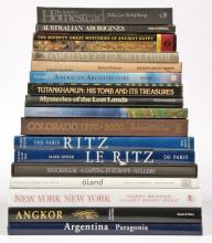 Collection of 17 Coffee Table Books