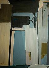 Shmuel Tepler 1918-1998 (Israeli) Abstract composition, 1984 oil on canvas
