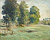 **Maxime Maufra 1861-1918 (French) Morning at Morgat, 1899 oil on canvas, Maxime Maufra, $12,600