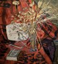 Semion Rozenstein 1926-2006 (Ukrainian) Still life oil on canvas