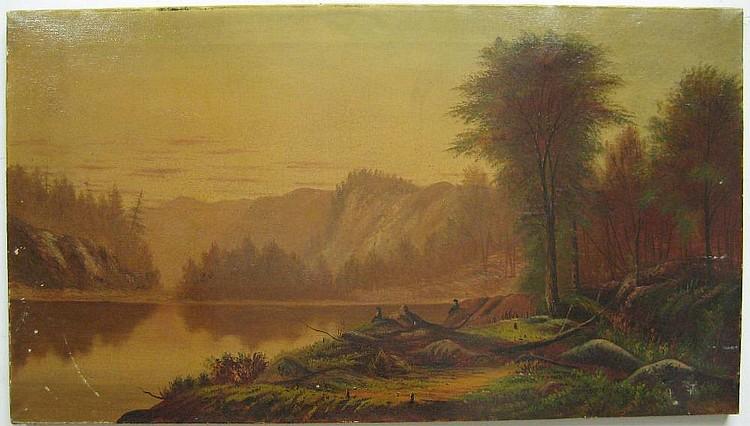 L. SHARPE T__N (?) (American, 19th century)