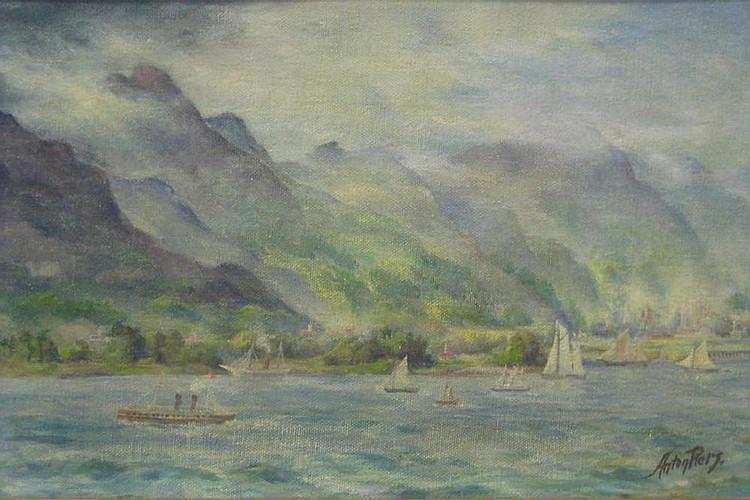 ANTHONY PIERS FABRICK (Dutch/American, 1877-?)