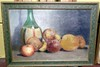 VIRA McILRATH SCHEIBNER FRUIT STILL LIFE
