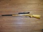 SAVAGE RIFLE - MODEL 187 - 22 CAL - SEMI AUTOMATIC WITH SCOPE