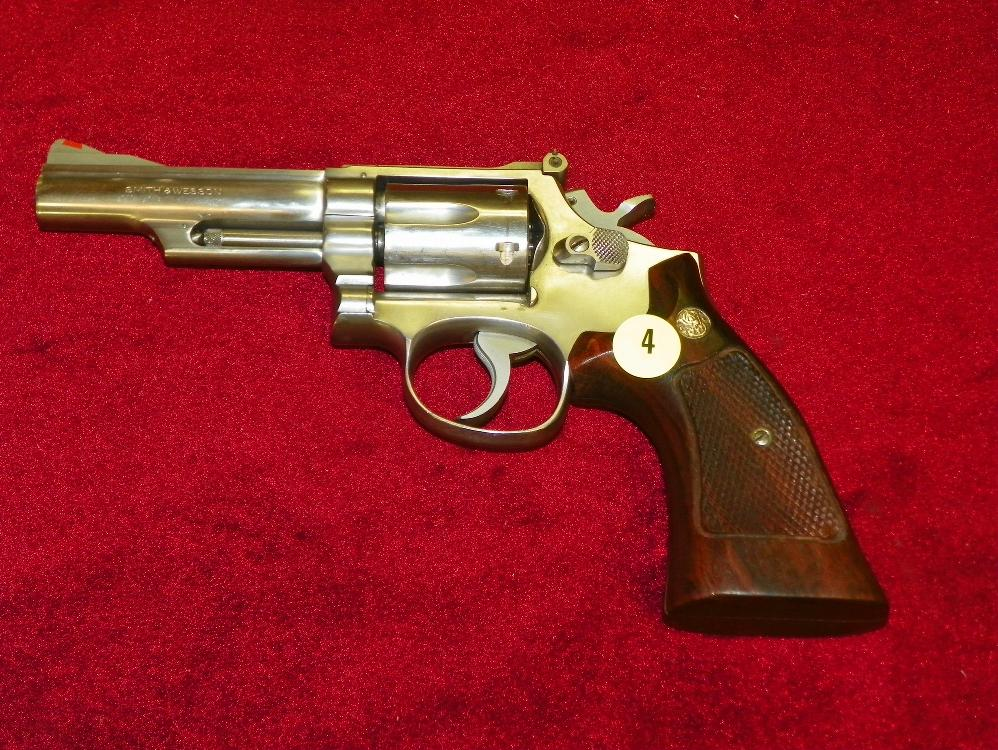 SMITH & WESSON 357 MAG REVOLVER