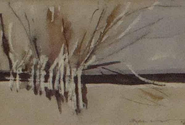 ALAN LUFF (English 20th century)