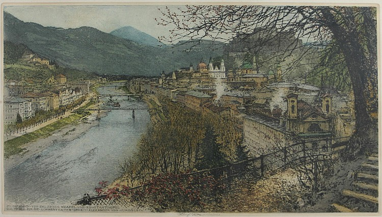 KASIMIR Luigi (*18.4.1881 Pettau) Salzburg