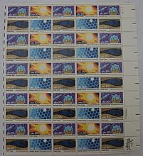 2 Mint Sheets, # 2006-2009 & 2012