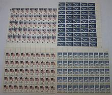 4 Mint Sheets, #1098,1153,1193,1249