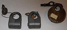 6 Lever Padlocks 2 Wise Locks & Excelsior 6 Lever