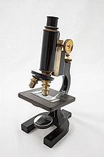 1916 Spencer Lens Co. Refractive Microscope