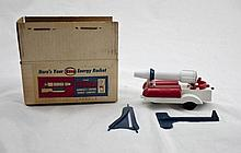 Vintage ESSO Energy Rocket By Humble w/ Orig. Box