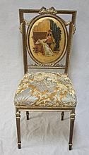 Venetian Hand Painted Chair