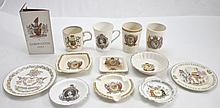 Group Of 12 Assorted English Royal Memorabilia