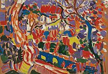 ANDRE DERAIN (French, 1880-1954) (Attrib.)