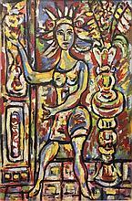 RENE PORTOCARRERO (Cuban, 1912-1985)