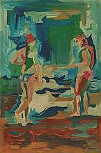 DAVID PARK (American, 1911-1960) (Attrib.)
