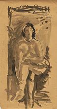 JULES PASCIN (Bulgarian, 1885-1930) (Attrib.)