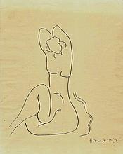 HENRI MATISSE (French, 1869-1954) (Attrib.)
