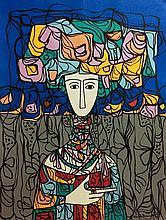 CUNDO BERMUDEZ (Cuban, 1914-2008)