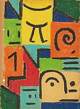 PAUL KLEE (Swiss, 1879-1940) (Attrib.)