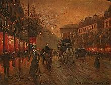 EDOUARD CORTES (French, 1882-1969) (Attrib.)