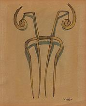 ALEXANDER CALDER (American, 1898-1976) (Attrib.)