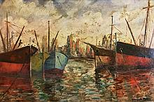 BENITO QUINQUELA MARTIN (Argentinean, 1890-1977)