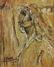 FIDELIO PONCE DE LEON (Cuban, 1895-1949) (Attrib.)
