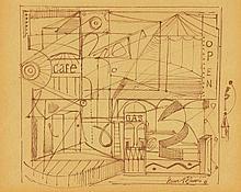 STUART DAVIS (American, 1894-1964)