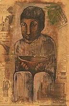 ALFREDO RAMOS MARTINEZ (Mexican, 1871-1946)