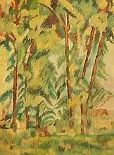 ANGEL ZARRAGA (Mexican, 1886-1946) (Attrib.)