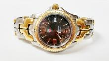 Tag Heuer Link Mint 18k solid gold and s/s WT1150
