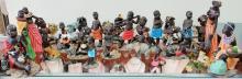 LENOX TRIBAL AFRICAN FIGURINES