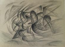 UMBERTO BOCCIONI   ITALIAN ARTIST