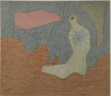 WILLIAM BAZIOTES      AMERICAN ART
