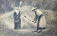 FRENCH ARTIST    GEORGES SEURAT