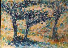 HENRI EDMOND CROSS   FRENCH ARTIST