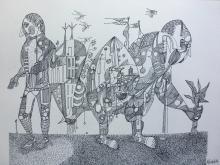 LATIN AMERICAN ART BY MASPLATA