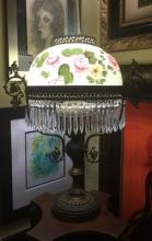 VINTAGE BRONZE LAMP